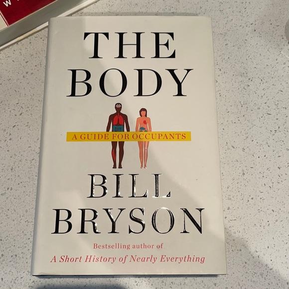 The body by Bill Bryson